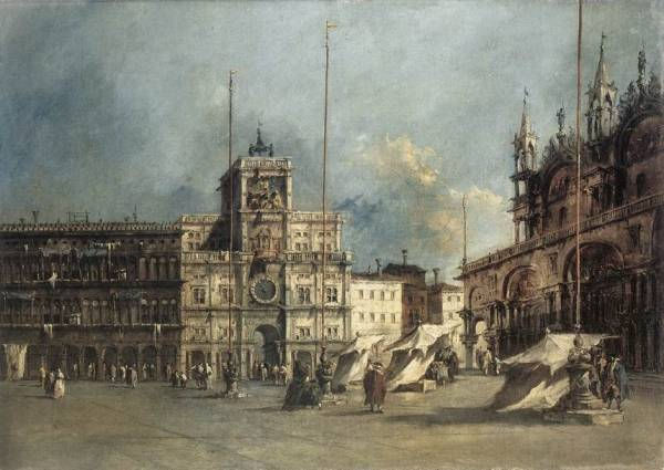The Torre del'Orologio
