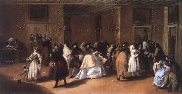 Il Ridotto (The Foyer)