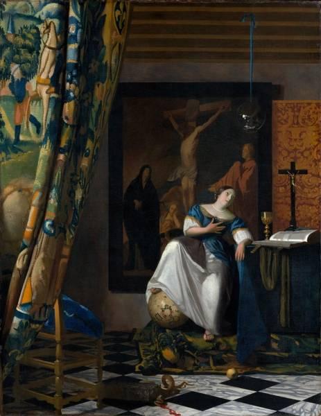 Аллегория католической веры