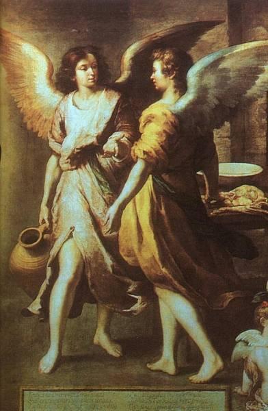 Кухня ангелов (деталь1)