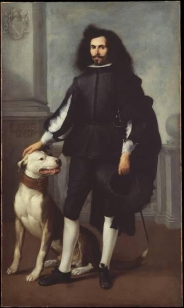 Портрет дона Андреаса де Андраде