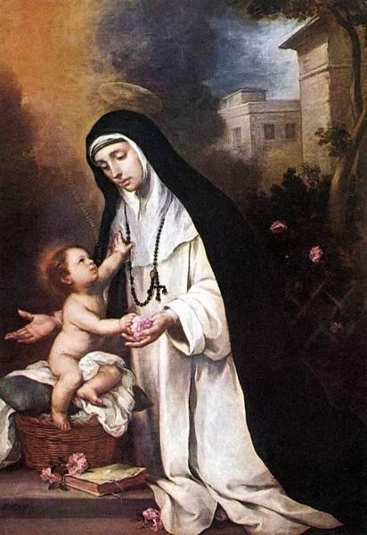 Святая Роза Лимская, ок.1670