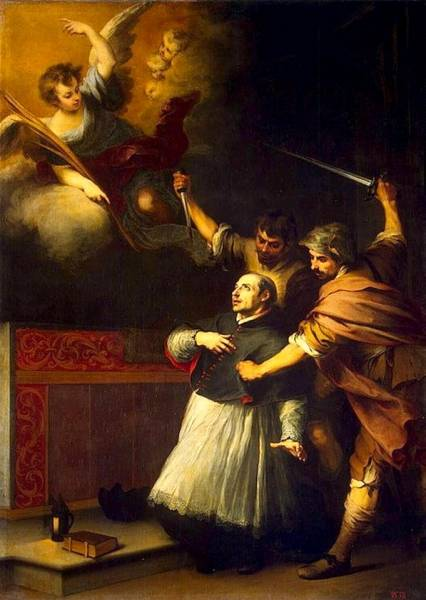 Убийство инквизитора Педро де Aрбуэса
