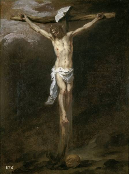 Распятый Христос