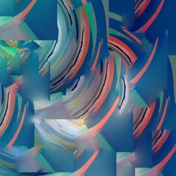 Абстрактная графика - Текстура N 01