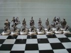 Общий вид партии шахмат