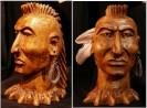 Ирокез-охотник за скальпами