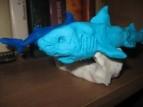 голодный инстинкт подвигающий перегрызть что возможно - бычьи акулы