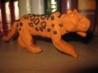 один из когорты идеальных хищников- ягуар