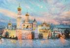Морозная красота Кремля