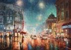 Романтика ночной Москвы