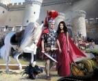 Чудо святого Георгия о змие /  Виктор Арсени
