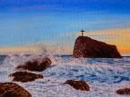 Вечернее море у Фиолента