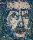 Портрет писателя картины Портрет мужчины Современное искусство живопись Екатерина Лебедева