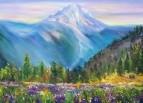 Могучая гора /  Виктория Суворова