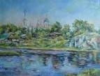Вид на Преображенский храм, Верхотурье