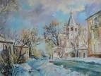 Богоявленская церковь. Соликамск