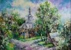 Ильинская церковь. Суздаль