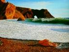 Пустынный пляж /  Сергей Астраханкин