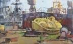 Желтый бот
