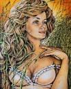 Женский портрет-5
