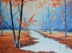 Осенняя. Помотивам Graham Gercken