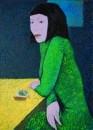 Зеленая дама