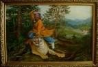 Монах Усунь убивает тигра