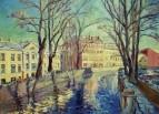 Канал Грибоедова. Весна