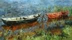 Две лодочки /  Павел Еськов