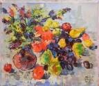 Натюрморт со фруктами
