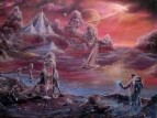 Парусник на Титане.