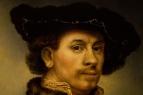 Автопортрет 1640 года (фрагм. коп с Рембрандта) /  Валерий Литвинов