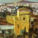 Афины. Желтый дом