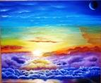 Небо в красках