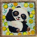 Привет от панды
