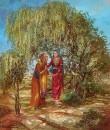 Дева Мария и Елизавета