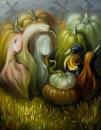Тыквы- лебеди голландские