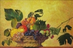 Korzina s fruktami