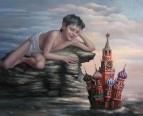 мальчик и кремль