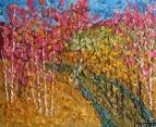 Весенний пейзаж Landscape Spring
