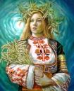 Богиня Макошь / Ингвар Рылов