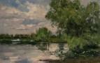 На Москве-реке /  Лариса Серебренникова
