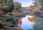 Осенняя заводь