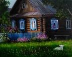 Летний вечер /  Игорь Лобович