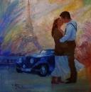 Парижский поцелуй /  Валерий Буданов