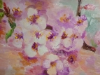 Цветение вишни 4 /  Ирина Якубик