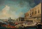 Priem francuzskogo posla v Venezii