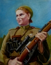 Роза Шанина 1944