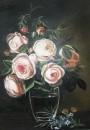 копия голландский натюрморт с цветами